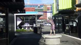 Container Mall, Christchurch