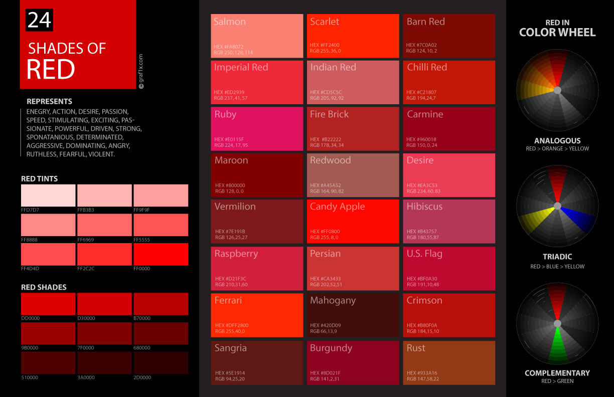 Shade Color Theory Worksheet