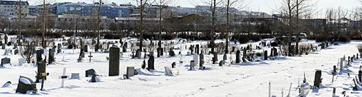 Gufuneskirkjugarður