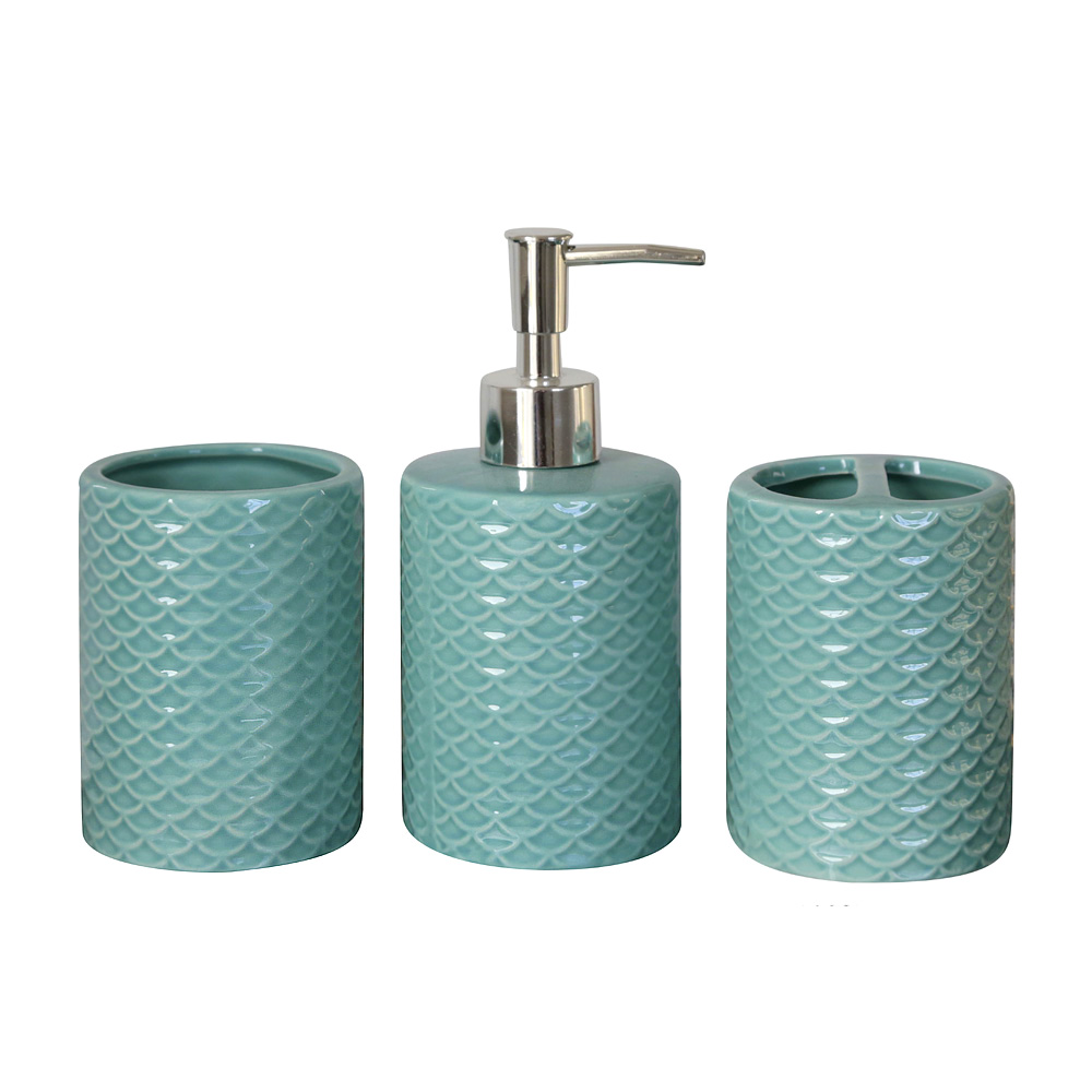 Badezimmer Set Turkis Waschtisch Set Zeehan 2 Teilig Weiss 80 Cm