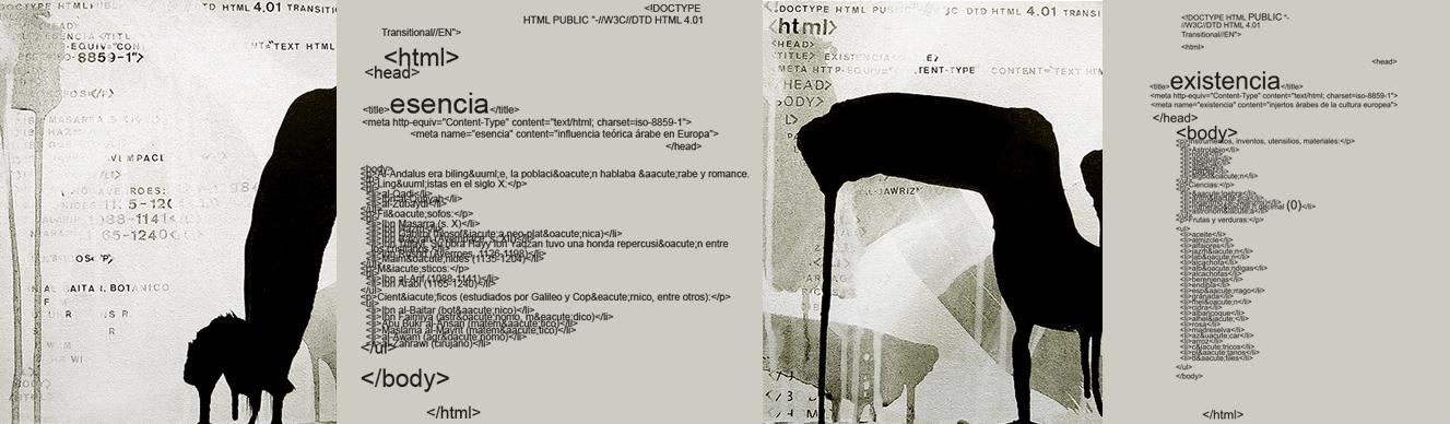 Acrílico y letraset sobre lienzo e impresión de tinta sobre papel A4, 2004