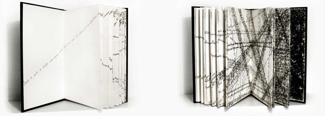 Tinta negra sobre papel, 21 x 14.8cm, 2003