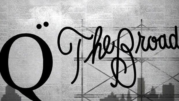 05 Typerider Broadway Type:Rider, un  universo gráfico y sonoro asombroso en torno a la historia de la tipografía