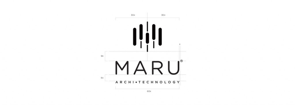 Maru, un logotipo metamórfico, en busca de la perfección