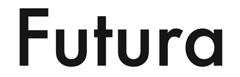 Tipografía Futura1