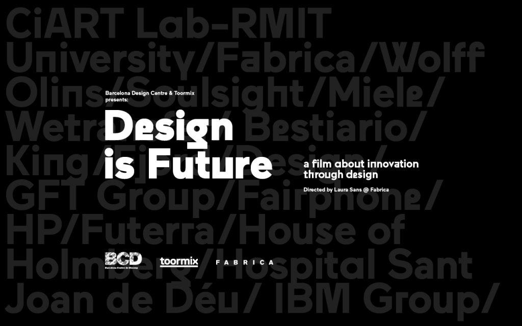 Design Is Future Film, el documental que explora nuevos enfoques sobre diseño