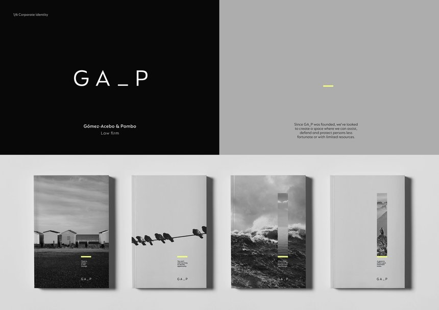 Filling the gap - Interbrand