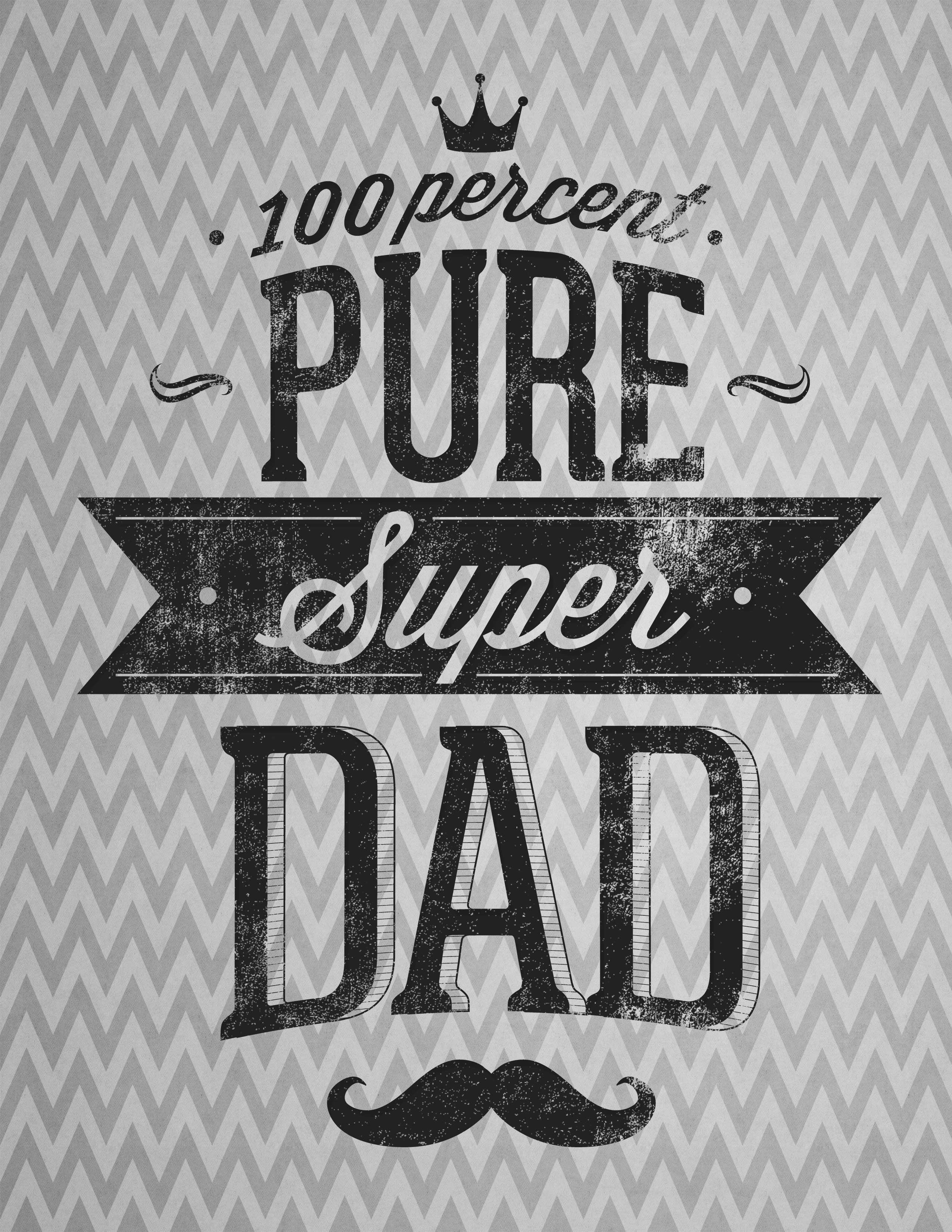 Free Printable Poster For Father S Day