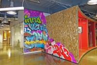 Team Epic Agency Office Mural in Connecticut | Graffiti USA