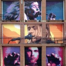 Hire Birmingham Alabama Street Artist Graffiti Usa