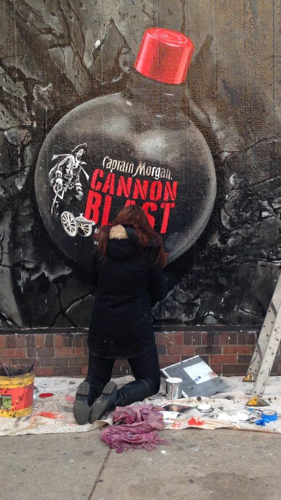 Hire A Birmingham Alabama Street Artist Graffiti USA