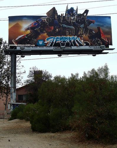 Piece By Tempr - Los Angeles (CA) - Street-art and Graffiti | FatCap