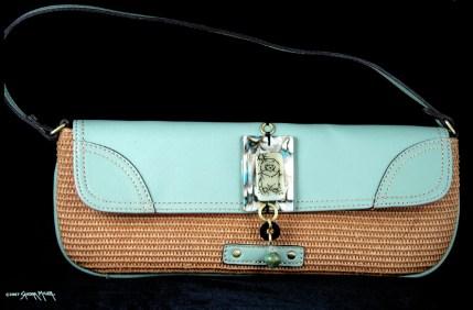 Designer Chow handbag!