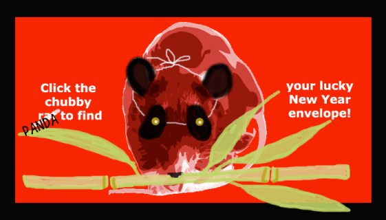 HAPPY YEAR OF THE RAT!  CLICK ME