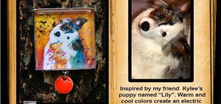 CUSTOM PORTRAITS….and a website to showcase your new art