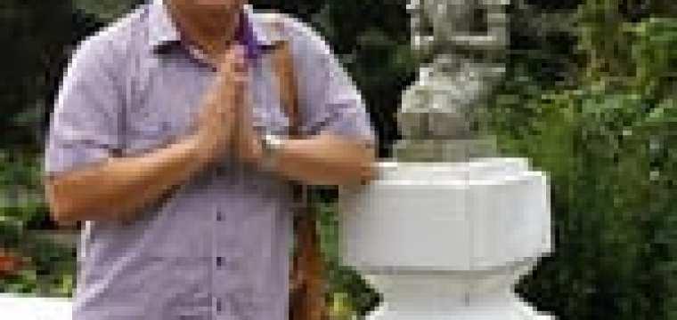 December 23, Visiting Bhubing Palace and Wat Doi Suthep