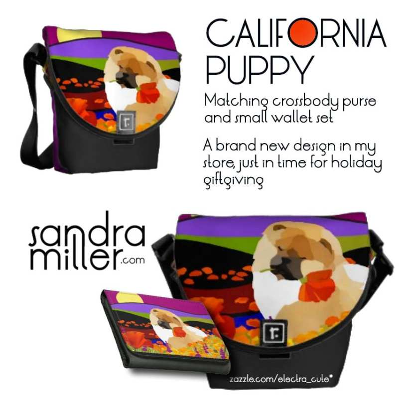CALIFORNIA PUPPY AD