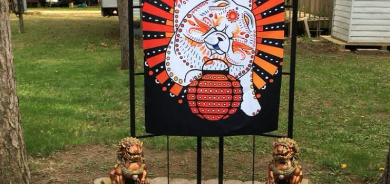 LAST CALL- Garden and House flags available for only 2 more days!!