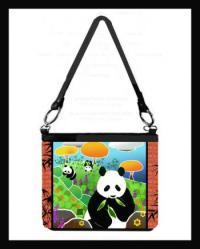 Image of CUBBIE BLISS long handle bucket bag