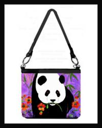 Image of MING BOUQUET long handle bucket bag