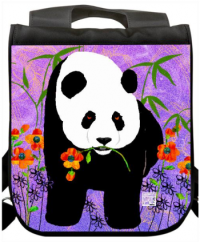Image of MING BOUQUET convertible backpack
