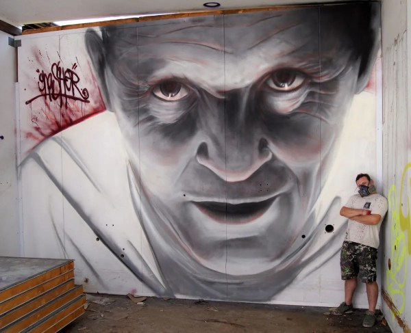 Graffiti Kings Artist Gnasher