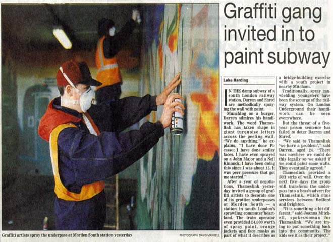 graffiti artist for hire darren cullen