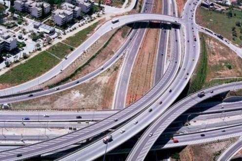 Sprawling Roads