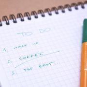 Mantras de productivité – Objectifs ou listes infinies