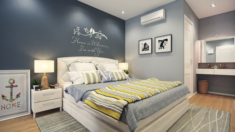 Bedroom Color Ideas For Small Space Inspiration Home Magazine