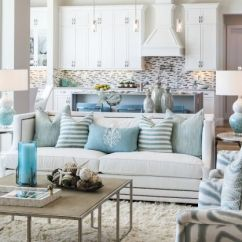 Coastal Design Living Room Big Rugs For Cottage Rooms Suitable With Casual Contemporary