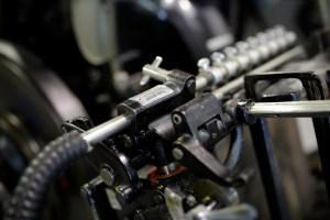Máquina de Tipografia Heidelberg