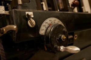 Máquina de offset Heidelberg