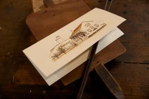 Convite, Tipografia Sintrense, portfolio