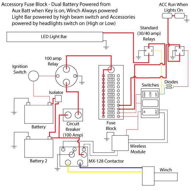 honda motorcycle wiring diagram symbols 2003 gmc sierra bose stereo headlight help!!! please - polaris rzr forum forums.net