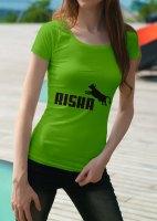 Vicces nyomtatott pólót keres? Megtalálta! Egyedi nyomtatott Vicces póló, Riska szöveggel, képpel.