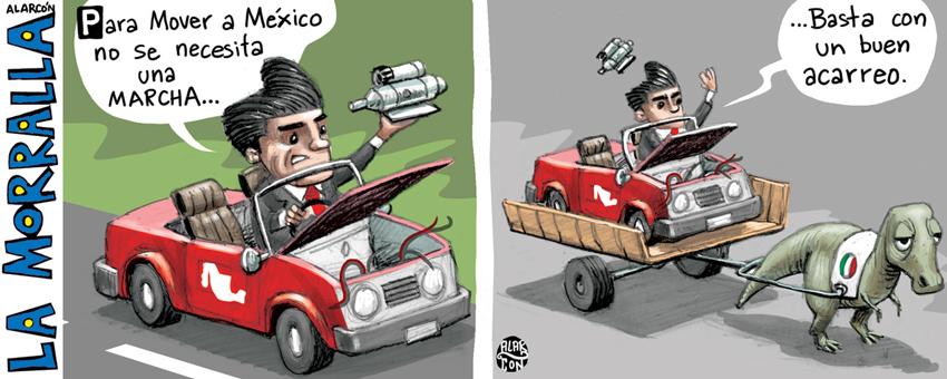 Ley de movilidad - Alarcón