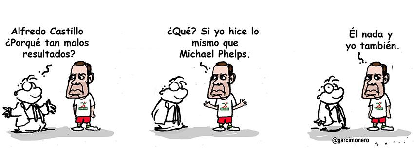 Castillo y Phelps - Garci