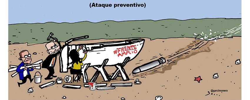 Ataque preventivo - Garcí
