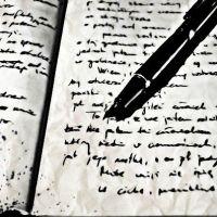 Rękopis pióro
