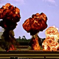 Wybuchy