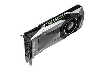 Gainward Nvidia GeForce GTX 1080 Founders Edition PCI-Express-Grafikkarte (8 GB, GDDR5X) grau - 6