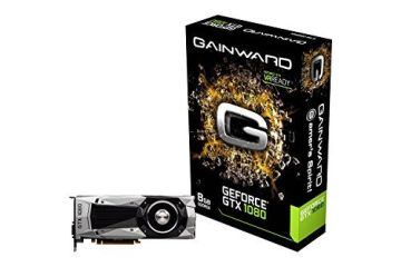Gainward Nvidia GeForce GTX 1080 Founders Edition PCI-Express-Grafikkarte (8 GB, GDDR5X) grau - 1