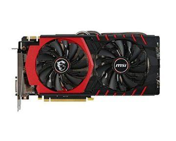 MSI V317-008R NVIDIA GeForce GTX980 Gaming Grafikkarte (PCI-e, 4GB GDDR5 HDMI, DVI, DisplayPort, 1 GPU) - 3