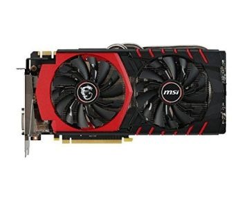 MSI V317-008R NVIDIA GeForce GTX980 Gaming Grafikkarte (PCI-e, 4GB GDDR5 HDMI, DVI, DisplayPort, 1 GPU) - 3