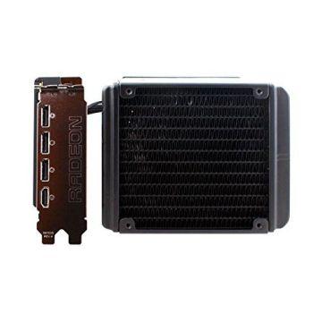 SAPPHIRE R9 FURY X 4GB HBM 4096bit PCI-E HDMI 3xDP - 7
