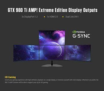 ZOTAC GeForce GTX 980TI AMP Extreme 6GB GDDR5 384b - 15