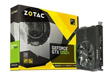 Zotac GeForce GTX 1050 Ti Mini -
