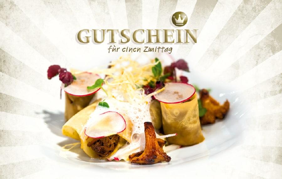 Gutschein Design - Voucher SV Schweiz mit SBB - Gestaltung Grafik ZUM GLÜCK