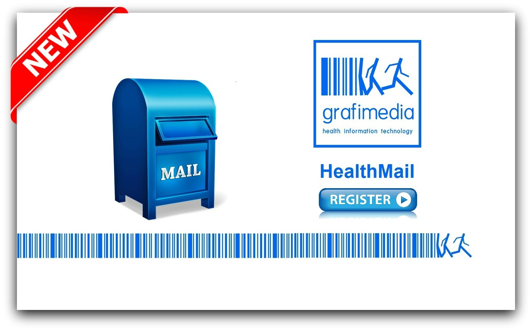 Healthmail was built by Grafimedia Development Team, to establish a strong and secure communication channel between doctors, hospitals, clinics and patients.